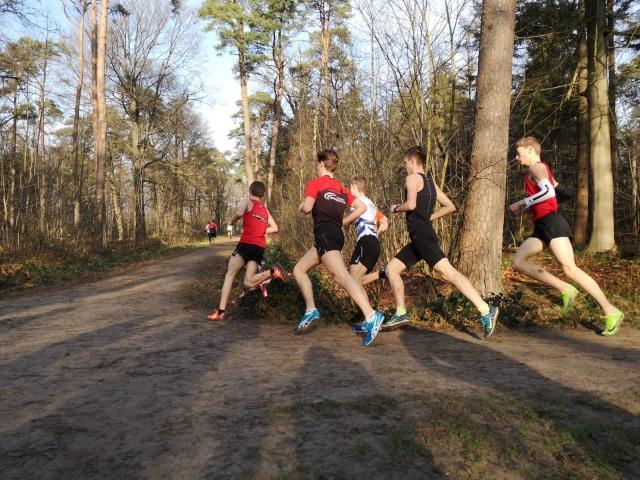 Mooie resultaten bij 'Mastboscross' Breda en 'Hochsprung meeting' Unna